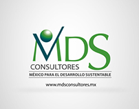 3D Logo Animation MDS