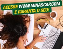 Minas Cap - Mídias Sociais