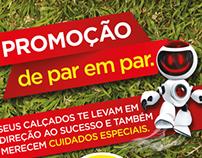 Eureka Lavandeira - CampanhaTênis