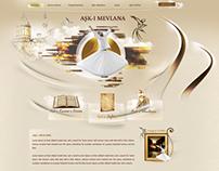 Mevlana Web Design