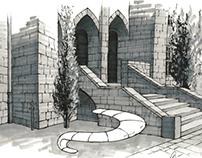Hadar Concept Sketches
