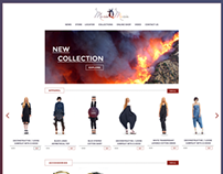 """Maria Queen Maria"" Homepage"