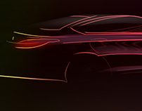 Hyundai Genesis Rapid Sketch