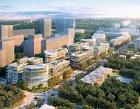 3C PARK III Masterplan in Beijing
