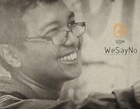 [GSM] WeSayNo
