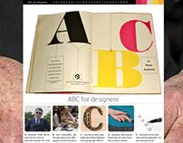 ABC for designers