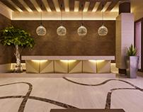 Lobby & Restaurant Design
