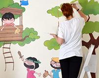 Jorge's Mural
