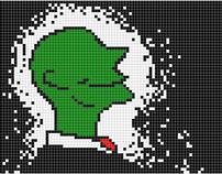Funmap HTML5 PixelART Drawing Software