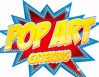 Pop Art Catering logo