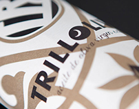 Packaging Aceite Oliva Trillo