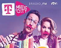 TELEKOM / MUSIC CITY