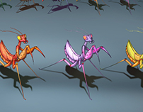 Insects game