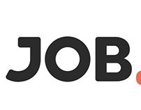 JOB.RU logo finetuned
