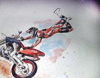 Moto sketches