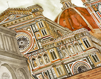 making of Santa Maria del Fiore
