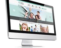 Hospital Particular do Algarve / Web Layout