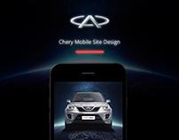 Chery Brasil - Mobile Site