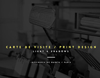 brand design, print //// heidelberg