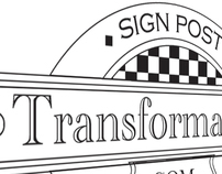 Sign Post Transformations