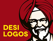 Desi Logos by WowMakers