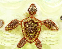 The Turtle of Oman Book Jacket
