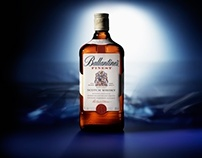 Ballantine's Russia // First on Facebook