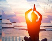 SAVASANA yoga clothes TM concept