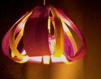 LumaShroom Ready-to-Assemble Lamp