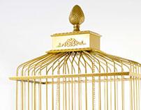 Personal Birdcage Trailer