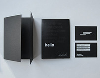 Mailer / Personal Branding