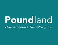 Design Bridge Dogs Bollocks - Poundland rebrand