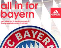 Adidas and FC Bayern Munich