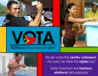 Timor-Leste Parliament Election Campaign
