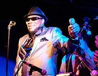 Derrick Morgan at Dingwalls 20-04-2014