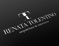 LOGOTIPO – Renata Tolentino - Arquitetura