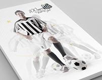 Livro Oficial do Centenário do Santos FC - Proposta