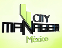 logo CityManager Intro-3D+Ae