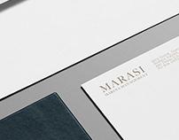 MARASI MARINAS | Identity Design