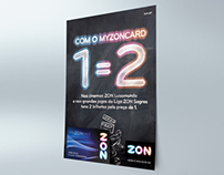 ZON myZONcard