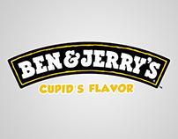 Ben & Jerry's Cupid's Flavor
