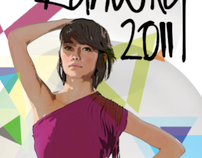Runway 2011 Promotional Materials