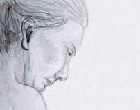 Human Model Drawings