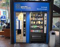 Vending Machines Universidad Piloto
