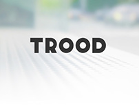 Trood landing page