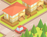 Neighborhood (Isometric)