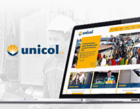 Web Design - Unicol