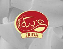 FRIDA Branding