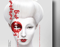 Affiche / Poster: TNM  Madame Butterfly