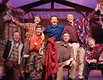 Seven Brides for Seven Brothers- Set Design